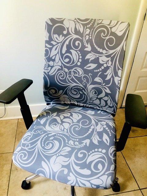 Fun chair cover splurge