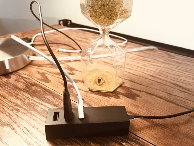 Handy USB extension cord
